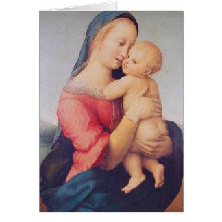 The 'Tempi' Madonna, 1508 Card