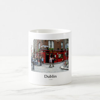 The Temple Bar, Dublin, Ireland Coffee Mug