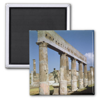 The Temple of Apollo Magnet