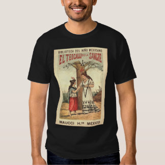 The Temple of Blood or The Triumph of Filial Love Tshirts