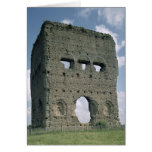 The Temple of Janus, Tene I Greeting Card