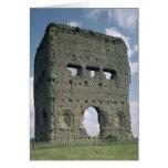 The Temple of Janus, Tene I Greeting Card