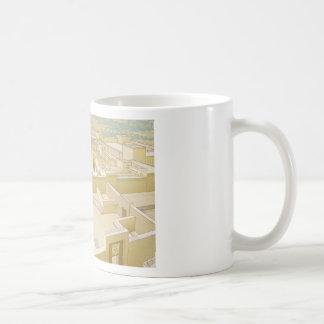 The Temple of Jerusalem Basic White Mug
