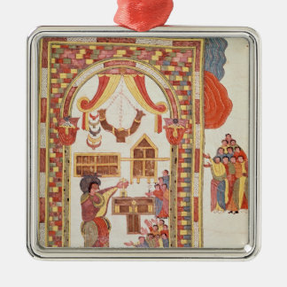 """The Temple of Jerusalem from the """"Bible Christmas Ornament"""