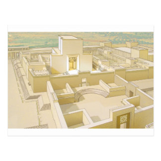 The Temple of Jerusalem Postcard