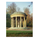 The Temple of Love in the Parc du Petit Postcard