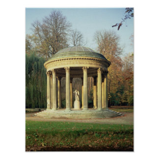 The Temple of Love in the Parc du Petit Poster
