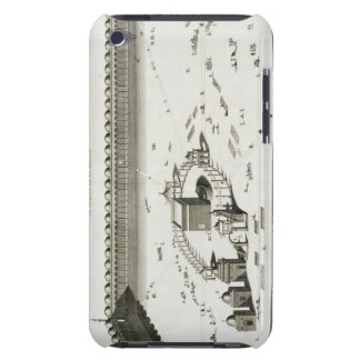 The Temple of Mecca (engraving) iPod Case-Mate Case