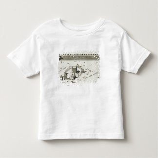 The Temple of Mecca (engraving) Shirt