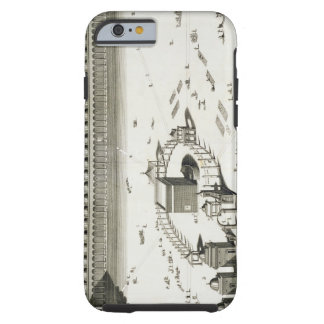 The Temple of Mecca (engraving) Tough iPhone 6 Case