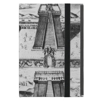 The Templo Mayor at Tenochtitlan iPad Mini Cover