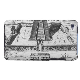 The Templo Mayor at Tenochtitlan iPod Case-Mate Case