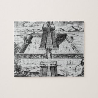 The Templo Mayor at Tenochtitlan Jigsaw Puzzle