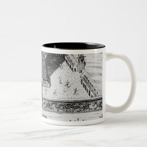 The Templo Mayor at Tenochtitlan Coffee Mugs