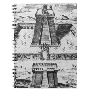 The Templo Mayor at Tenochtitlan Notebooks