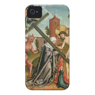 The Temptation of a Saint Case-Mate iPhone 4 Case