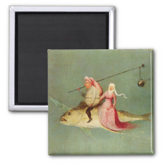 The Temptation of St. Anthony 2 Magnet