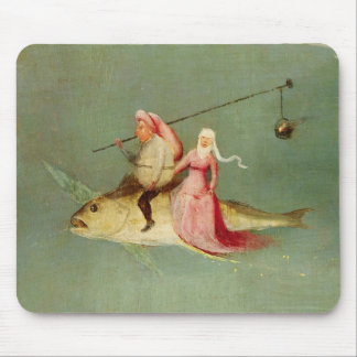 The Temptation of St. Anthony 2 Mouse Mat