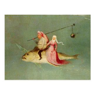 The Temptation of St. Anthony 2 Postcard