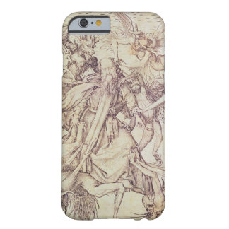 The Temptation of St. Anthony (engraving) Barely There iPhone 6 Case