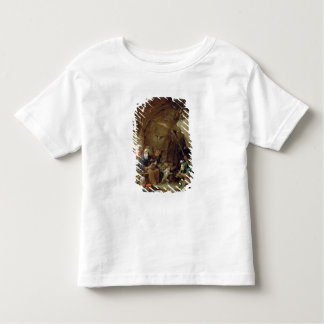 The Temptation of St. Anthony in a Rocky Cavern Toddler T-Shirt