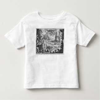 The Temptation of St. Anthony Toddler T-Shirt