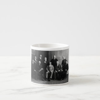 The Ten American Impressionist Painters Espresso Mug