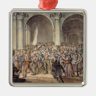 The Ten days of Brescia, after 1849 Christmas Ornament