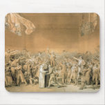 The Tennis Court Oath, 20th June 1789, 1791 2 Mouse Mat