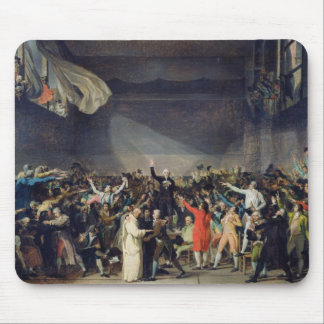 The Tennis Court Oath, 20th June 1789, 1791 Mouse Mat