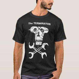 Alternative Terminator Graphic T-shirt for Men, many colours