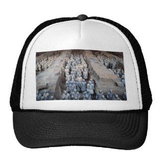 The Terra-cotta Warriors, Xi'an, China Trucker Hat