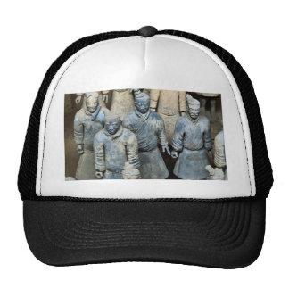 The Terra-cotta Warriors, Xi'an, China Hats