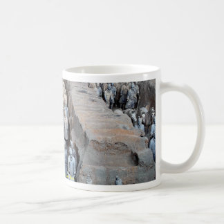 The Terra-cotta Warriors, Xi'an, China Coffee Mug