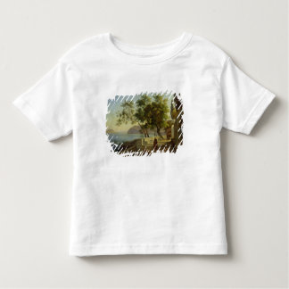 The Terrace of the Capucins in Sorrento, 1828 Toddler T-Shirt