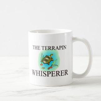 The Terrapin Whisperer Basic White Mug