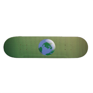 The Terrestrial Freewill Project 19.7 Cm Skateboard Deck