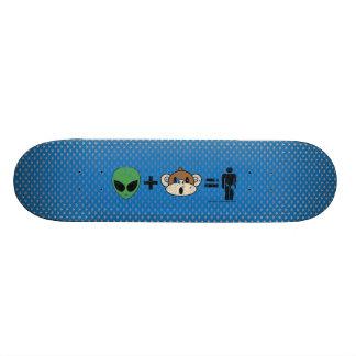 The Terrestrial Freewill Project Skateboard Decks