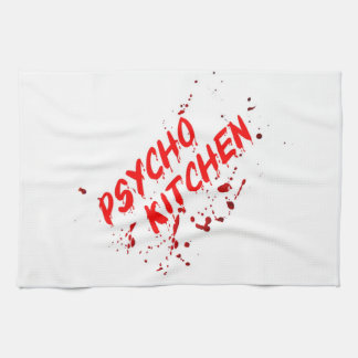 The Terrible Psycho Towel
