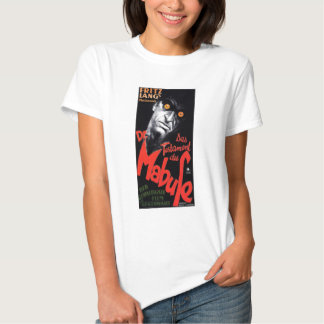The Testament of Dr. Mabuse Tshirt