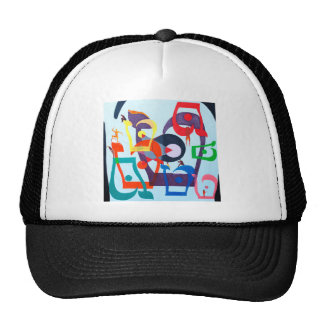The Teth Letter - hebrew alphabet Hat