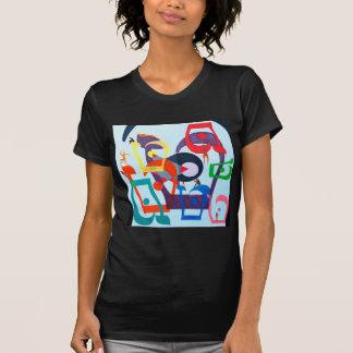 The Teth Letter - hebrew alphabet T-Shirt