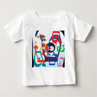 The Teth Letter - hebrew alphabet Tee Shirts