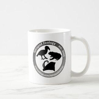 THE TETRAPOD ZOOLOGY LOGO CLASSIC WHITE COFFEE MUG