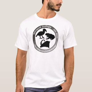 THE TETRAPOD ZOOLOGY LOGO T-Shirt