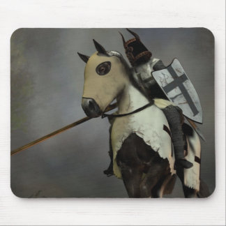 The teutonic knight mouse mat