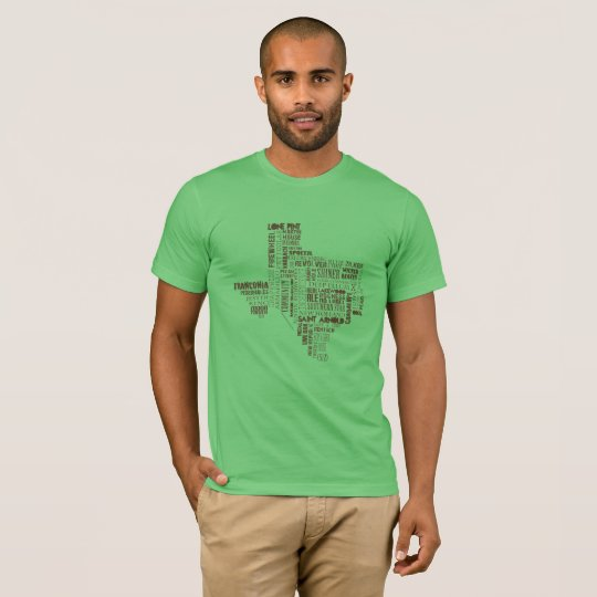 The Texas Beer Lover's Men's Tee