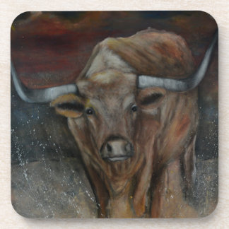 The Texas Longhorn Bull 2 Coaster