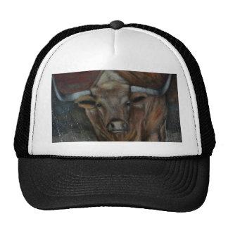 The Texas Longhorn Bull Cap