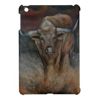 The Texas Longhorn Bull Cover For The iPad Mini
